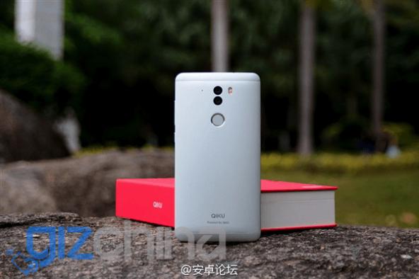 Двойная камера и 2K-дисплей в смартфоне Qiku 360