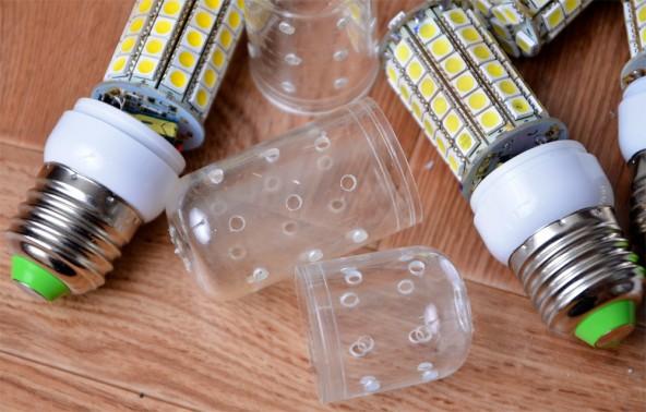 Усовершенствование и ремонт светодиодных ламп