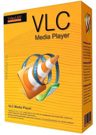 VLC Media Player 2.2.2 - потоковый медиаплеер