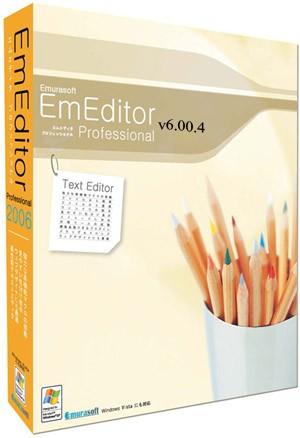 EmEditor 15.8.0 - идеальный текстовый редактор для Windows