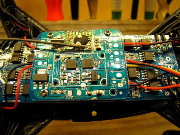Видео обзоры JJRC X1 квадрокоптера на бк моторах