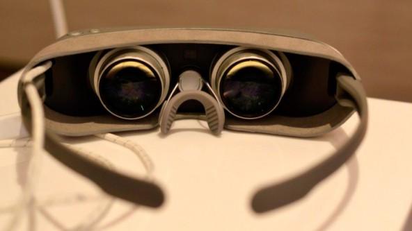 LG представила очки виртуальной реальности