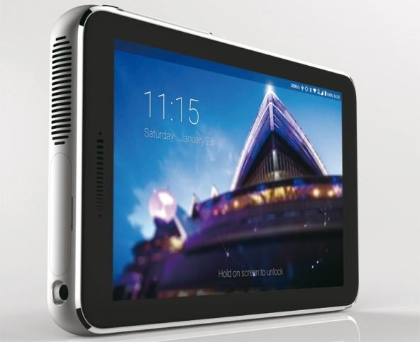Смартфон ZTE с проектором