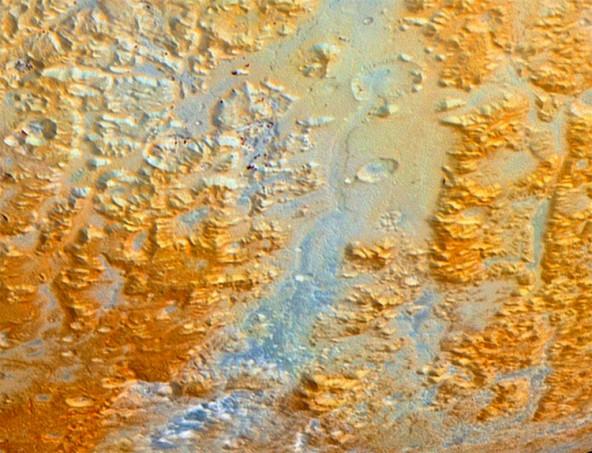 Полярная область Плутона