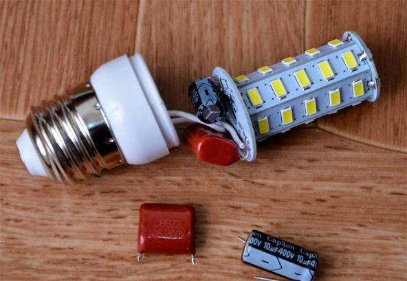 Обзор и тест светодиодных ламп ценою в $ 1