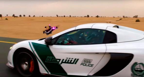 Скоро пройдет первый мировой чемпионат по гонкам дронов