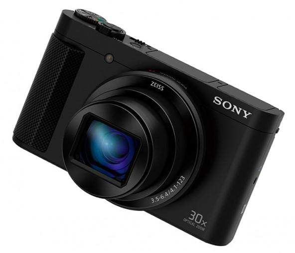 Компактная камера Sony с 30-кратным оптическим зумом