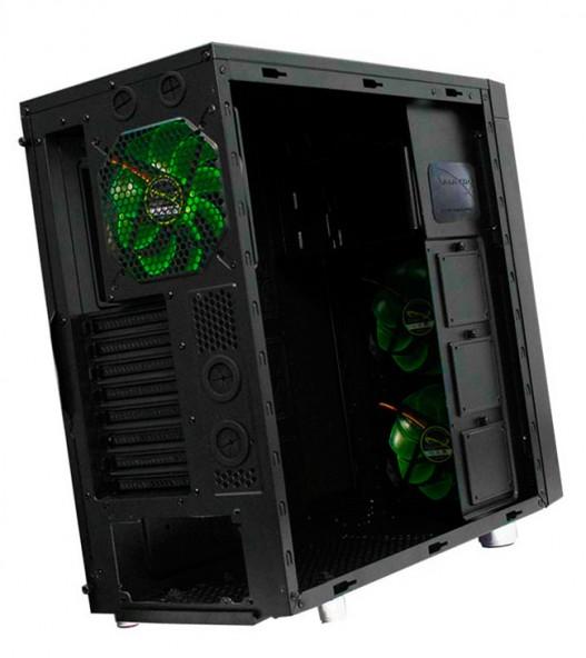 Компьютерный Корпус Nanoxia CoolForce 2