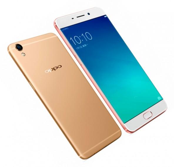 Новые смартфоны Oppo для любителей селфи