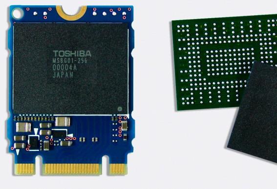 Samsung PM971 - первый SSD в форм-факторе BGA