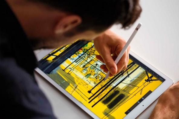 Новый 9,7-дюймовый планшет iPad Pro