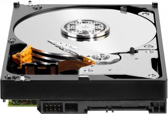 Western Digital потребительские HDD с гелием