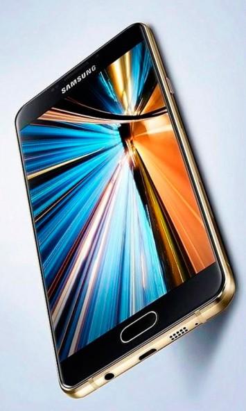 Фаблет Samsung Galaxy A9 Pro официально представлен