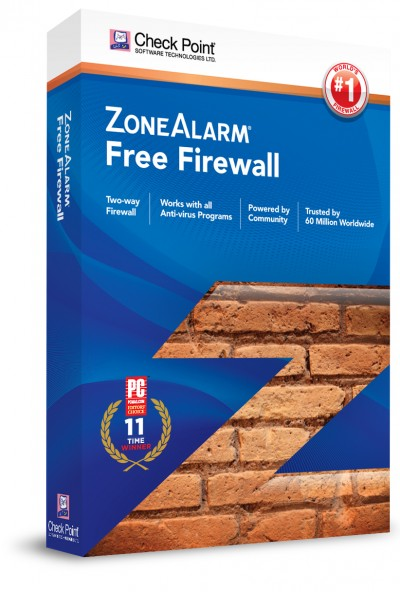 ZoneAlarm 14.1.057.000 - отличный брандмауэр