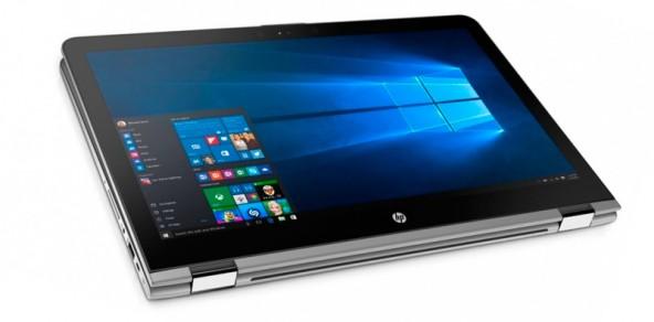 Ноутбук и планшет HP Envy x360