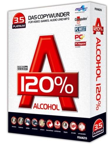 Alcohol 2.0.3.8806 - запись образов дисков