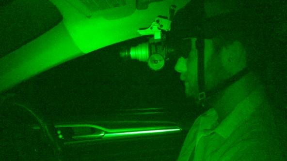 Беспилотный автомобиль Ford не боится темноты