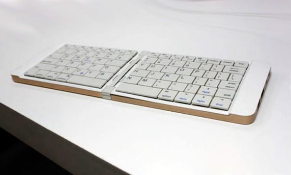 Компьютер в клавиатуре