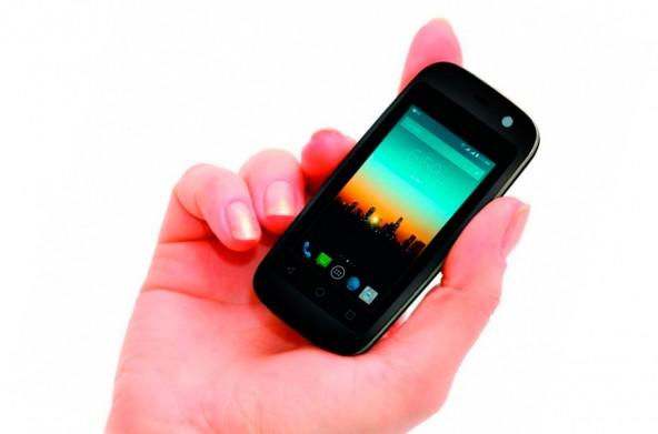 Крошка смартфон