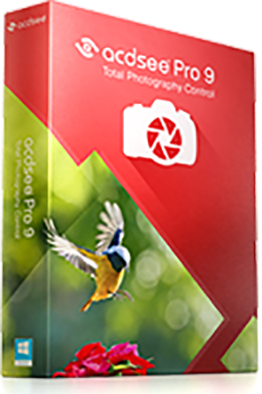 ACDSee Pro 9.2.0.524 x86 - мощный обработчик фотографий