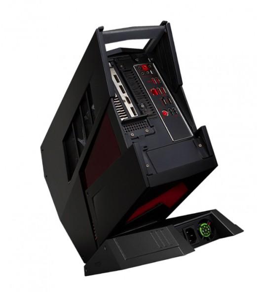MSI Aegis: компьютер с интересным дизайном
