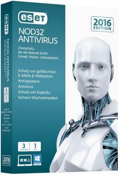 ESET NOD32 Antivirus 9.0.377.1 - хороший антивирус для Windows