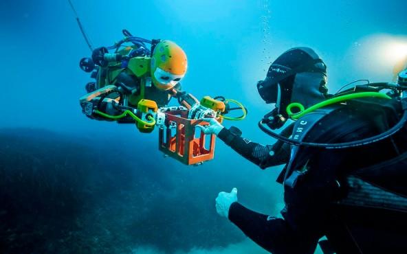 Создан робот для изучения затонувших кораблей