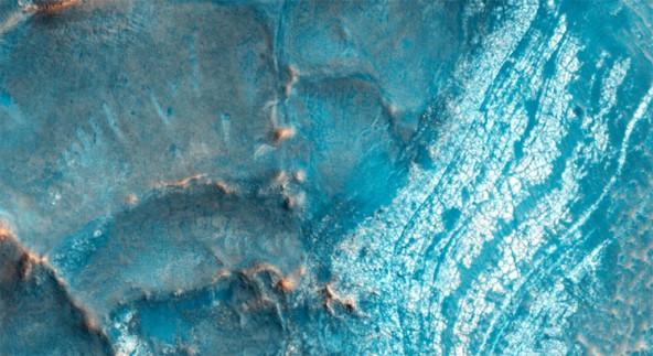 Новое фото Марса