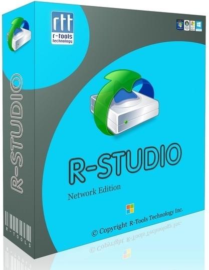 R-Studio 8.0.164541 - лушее восстановление данных для Windows
