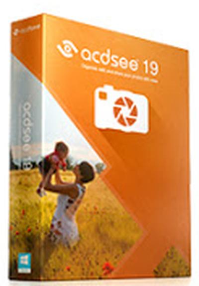 ACDSee 19.2.492 - лучшая смотрелка домашних фото
