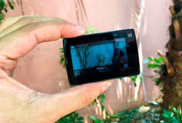 4K экшн-камера от Xiaomi
