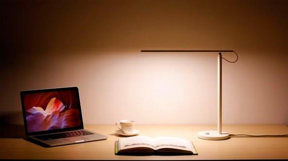 Настольная лампа с дистанцинным управлением