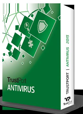 TrustPort Antivirus 16.0.0.5676 - антивирус