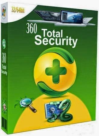 360 Total Security 8.6.0.1103 - бесплатный антивирус повышенной надежности