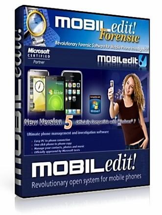 MOBILedit! 8.6.0.20244 - управление мобильным телефоном