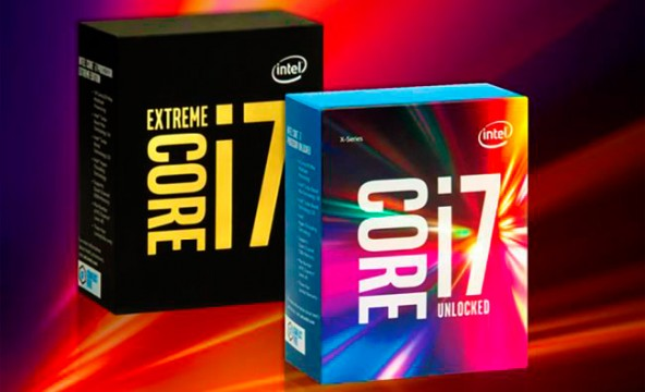 10-ядерные процессоры Intel