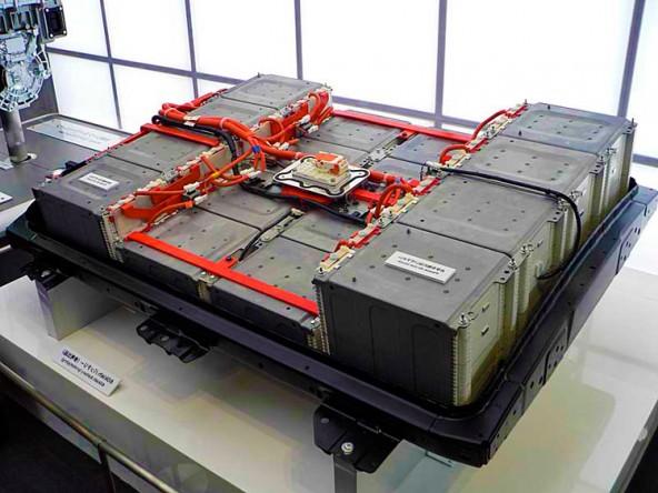 Nissan показала аккумулятор для электромобилей