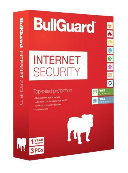 BullGuard Internet Security 16.0.320.2 - продвинутый антивирус