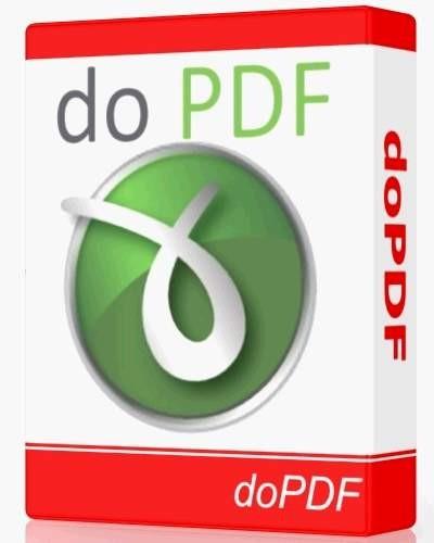 doPDF 8.6.942 - отличный конвертер в PDF