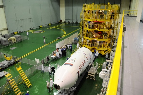 Создан многоразовый «чёрный ящик» для корабля серии «Союз МС»
