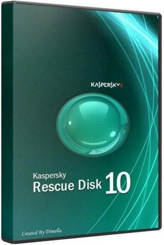 Kaspersky Rescue Disk 10 (03.07.2016) - когда ничто иное не помогает