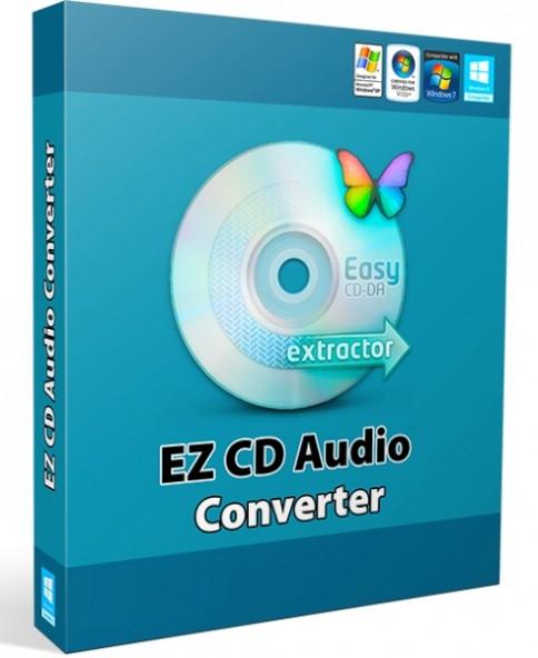 EZ CD Audio Converter 4.0.5.2 - приятный аудио конвертер