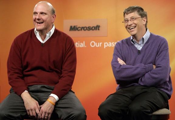 Билл Гейтс и Стив Балмер изначально были против проекта Xbox
