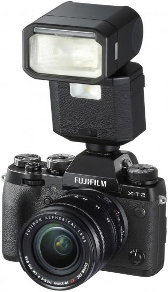 Fujifilm X-T2 отличный фотоаппарат и запись 4К роликов