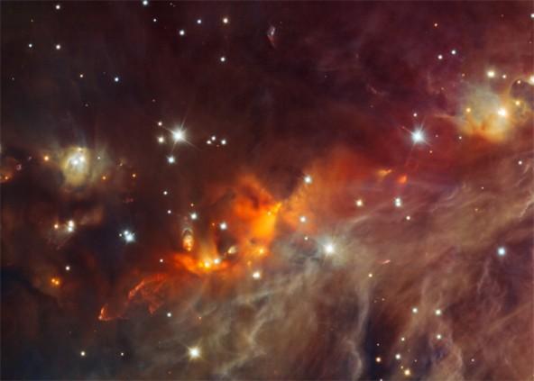 Самые качественные снимки туманности Ориона