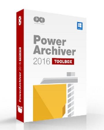 PowerArchiver 16.10.14 - очень удобный архиватор