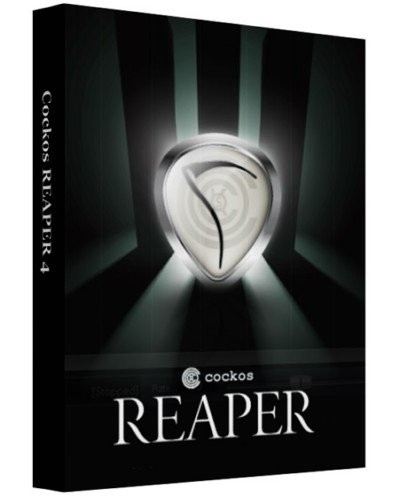 REAPER 5.22 - мощный редактор аудио для Windows