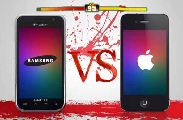 Противостоянию Samsung и Apple скоро придет конец