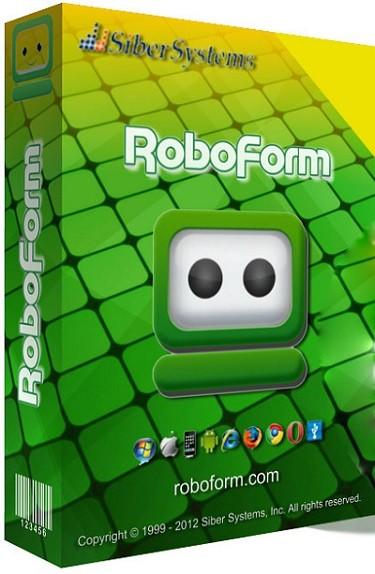 AI Roboform Pro 7.9.20.5 - забудь о ручном заполнении форм