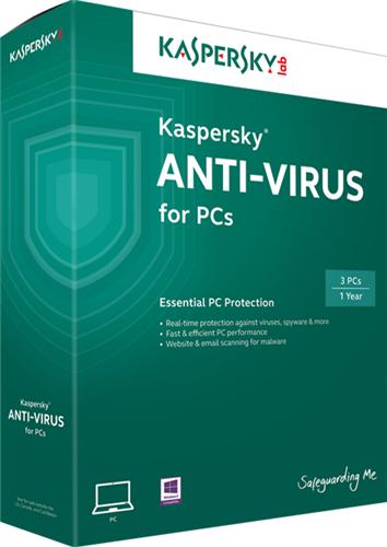 Kaspersky Anti-Virus 17.0.0.611 - антивирус которому доверяют